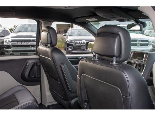2019 Dodge Grand Caravan CVP/SXT (Stk: K559315) in Abbotsford - Image 18 of 29