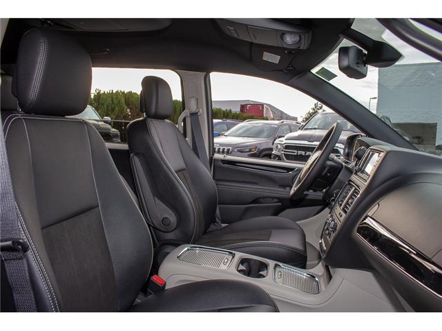 2019 Dodge Grand Caravan CVP/SXT (Stk: K559315) in Abbotsford - Image 20 of 29