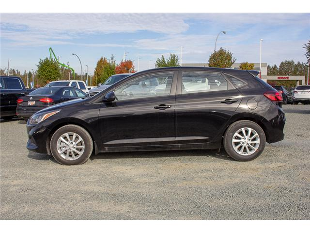 2019 Hyundai Accent Preferred (Stk: KA047132) in Abbotsford - Image 4 of 25