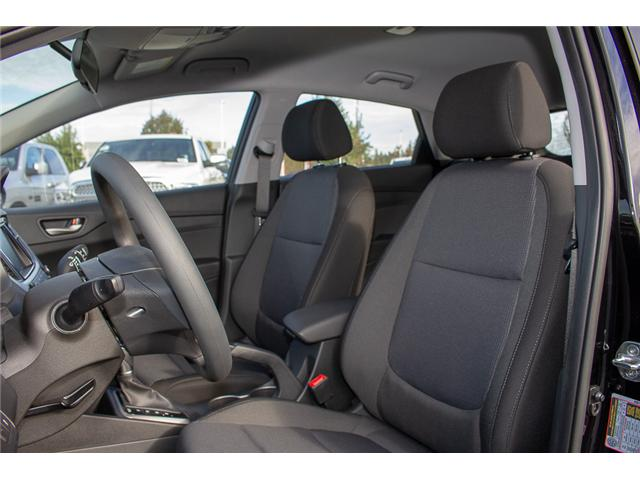 2019 Hyundai Accent Preferred (Stk: KA047132) in Abbotsford - Image 9 of 25