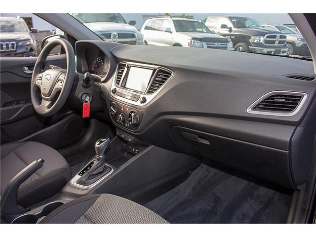 2019 Hyundai Accent Preferred (Stk: KA047132) in Abbotsford - Image 15 of 25