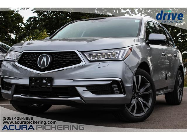 2019 Acura MDX Elite (Stk: AT156) in Pickering - Image 1 of 32