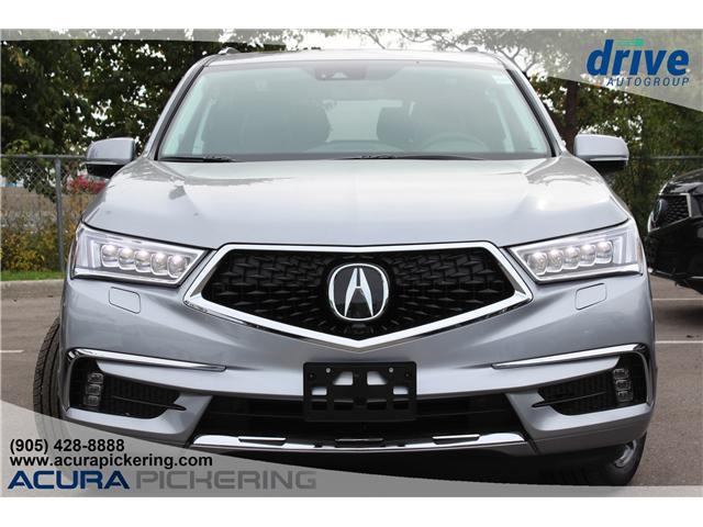 2019 Acura MDX Elite (Stk: AT156) in Pickering - Image 3 of 32