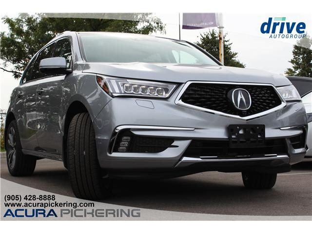 2019 Acura MDX Elite (Stk: AT156) in Pickering - Image 4 of 32