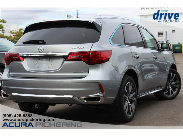 2019 Acura MDX Elite (Stk: AT156) in Pickering - Image 5 of 32