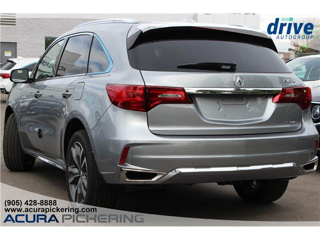 2019 Acura MDX Elite (Stk: AT156) in Pickering - Image 7 of 32