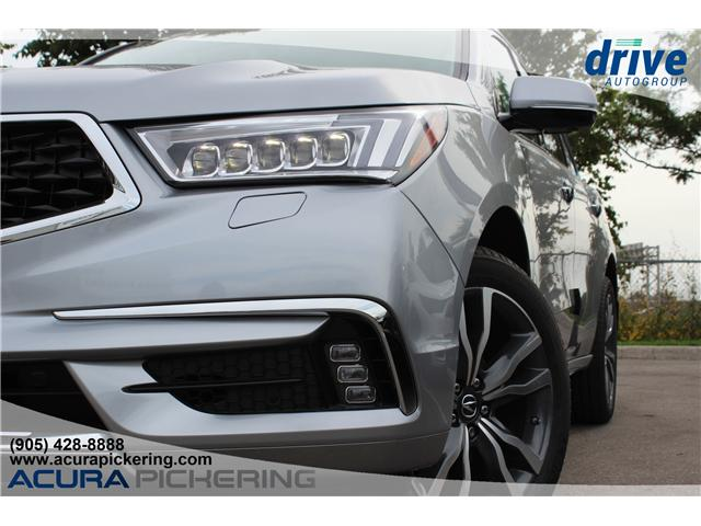 2019 Acura MDX Elite (Stk: AT156) in Pickering - Image 22 of 32