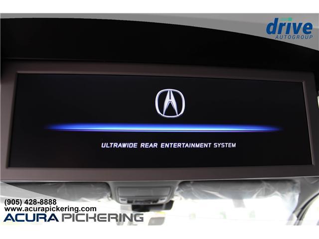 2019 Acura MDX Elite (Stk: AT156) in Pickering - Image 29 of 32