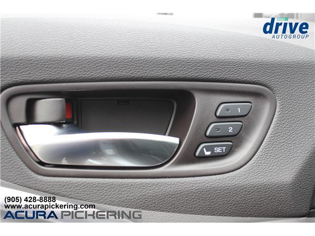 2019 Acura MDX Elite (Stk: AT156) in Pickering - Image 18 of 32