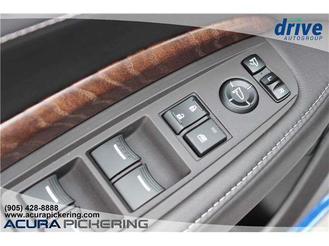 2019 Acura MDX Elite (Stk: AT156) in Pickering - Image 19 of 32