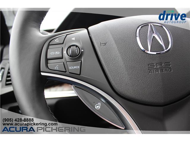 2019 Acura MDX Elite (Stk: AT156) in Pickering - Image 16 of 32