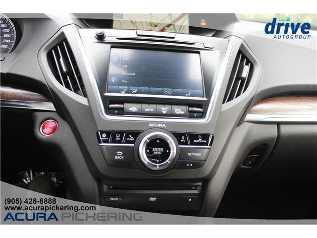 2019 Acura MDX Elite (Stk: AT156) in Pickering - Image 12 of 32