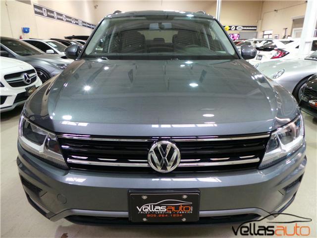 2018 Volkswagen Tiguan  (Stk: NP1435) in Vaughan - Image 2 of 26