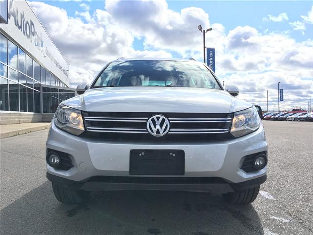 2017 Volkswagen Tiguan Wolfsburg Edition (Stk: 17-41129RJB) in Barrie - Image 2 of 26