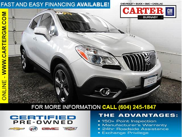 2014 Buick Encore Convenience (Stk: E8-40331) in Burnaby - Image 1 of 24