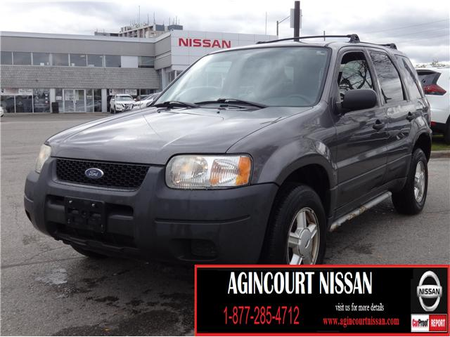 2003 Ford Escape XLS (Stk: JN181153A) in Scarborough - Image 1 of 12