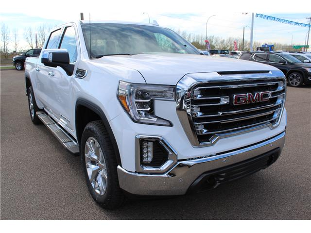 2019 GMC Sierra 1500 SLT (Stk: 169056) in Medicine Hat - Image 1 of 6