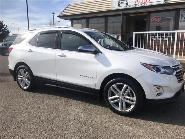 2018 Chevrolet Equinox Premier (Stk: 1690A) in Lethbridge - Image 1 of 28