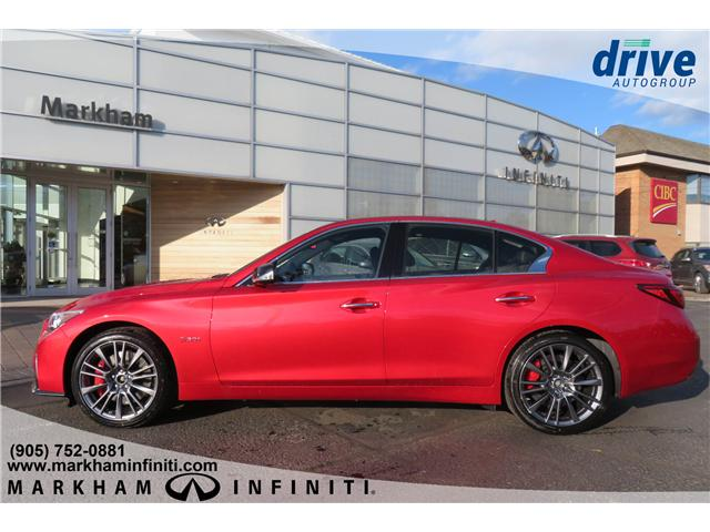 2019 Infiniti Q50 3.0t Red Sport 400 (Stk: K302) in Markham - Image 2 of 27