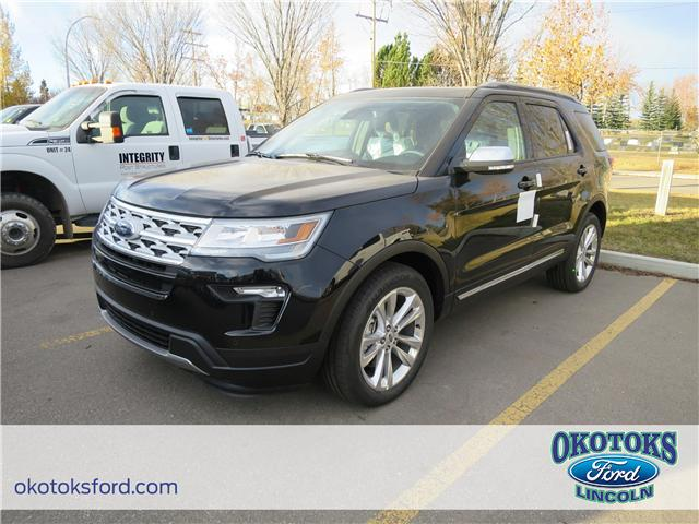 2019 Ford Explorer XLT (Stk: KK-18) in Okotoks - Image 1 of 5