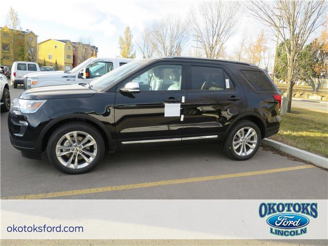 2019 Ford Explorer XLT (Stk: KK-18) in Okotoks - Image 2 of 5