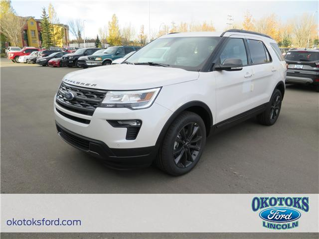 2019 Ford Explorer XLT (Stk: KK-21) in Okotoks - Image 1 of 5