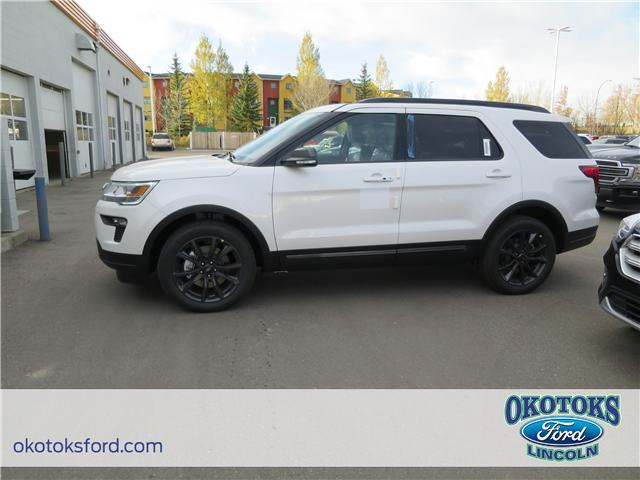 2019 Ford Explorer XLT (Stk: KK-21) in Okotoks - Image 2 of 5