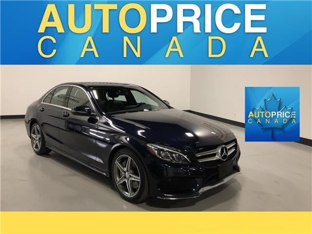 2016 Mercedes-Benz C-Class Base (Stk: W9867) in Mississauga - Image 1 of 28