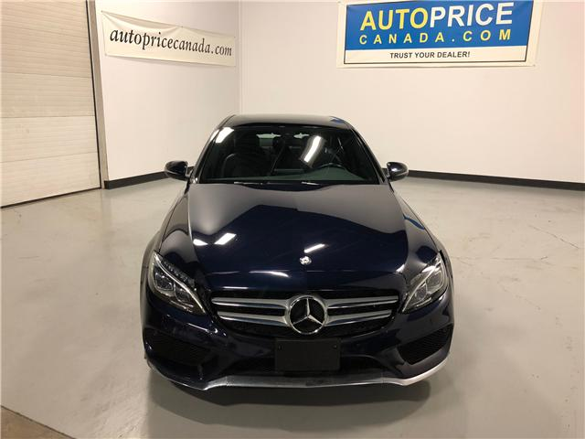 2016 Mercedes-Benz C-Class Base (Stk: W9867) in Mississauga - Image 2 of 28