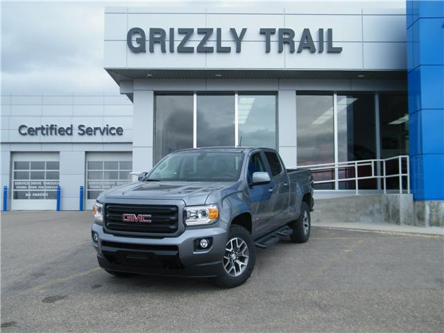 2019 GMC Canyon All Terrain w/Leather (Stk: 55734) in Barrhead - Image 1 of 15