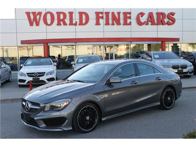 2014 Mercedes-Benz CLA-Class  (Stk: 81994) in Toronto - Image 1 of 22