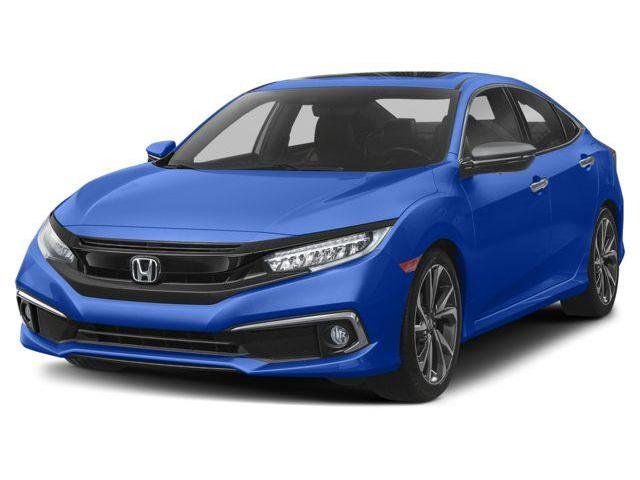 2019 Honda Civic EX (Stk: H6134) in Sault Ste. Marie - Image 1 of 1