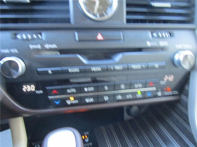 2017 Lexus RX 350 Base (Stk: 1990121) in Regina - Image 28 of 38