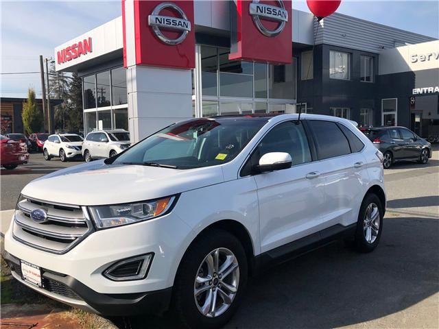 2016 Ford Edge SEL (Stk: P0001) in Duncan - Image 1 of 8