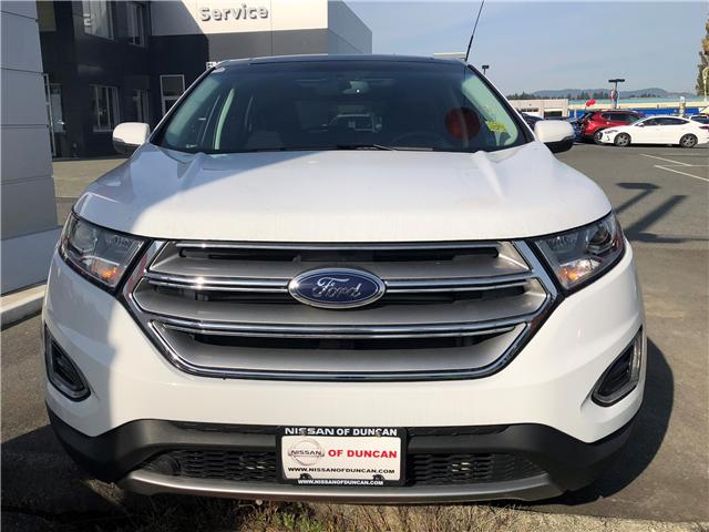 2016 Ford Edge SEL (Stk: P0001) in Duncan - Image 2 of 8