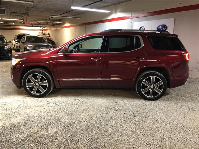 2017 GMC Acadia Denali (Stk: S19103A) in Newmarket - Image 2 of 15
