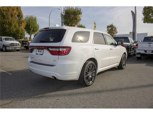 2018 Dodge Durango R/T (Stk: AB0775) in Abbotsford - Image 7 of 30