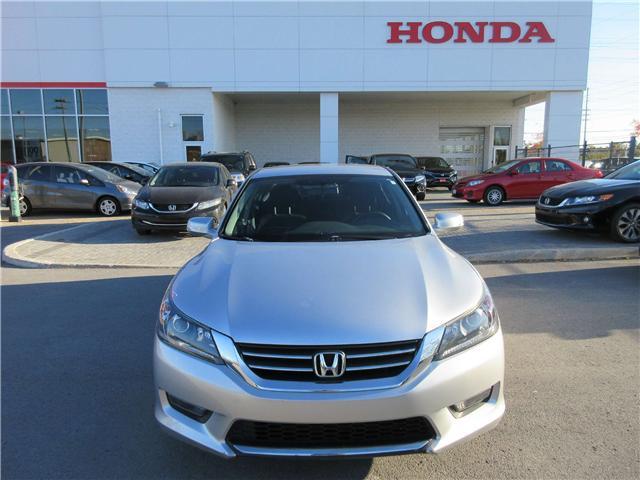 2014 Honda Accord Sport (Stk: SS3220) in Ottawa - Image 2 of 10