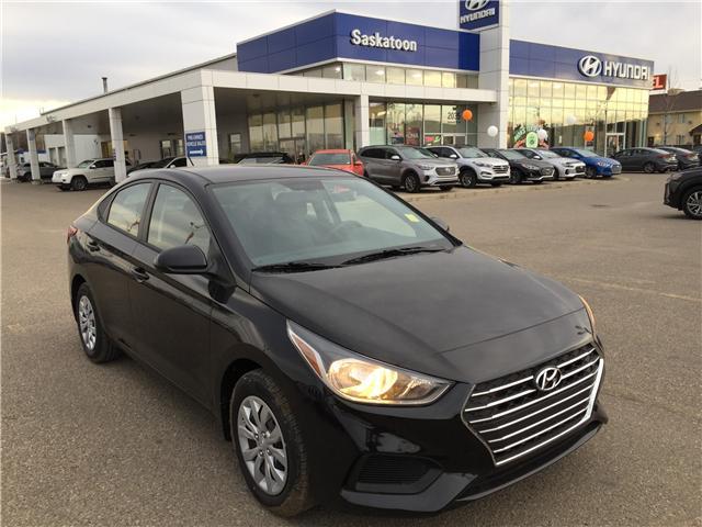 2019 Hyundai Accent ESSENTIAL (Stk: 39064) in Saskatoon - Image 1 of 24