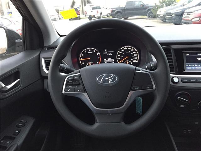 2019 Hyundai Accent ESSENTIAL (Stk: 39064) in Saskatoon - Image 23 of 24