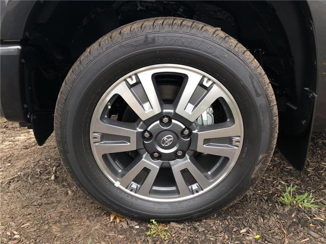 2019 Toyota Tundra Platinum 5.7L V8 (Stk: 194003) in Burlington - Image 2 of 5