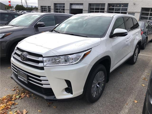 2019 Toyota Highlander LE (Stk: 198007) in Burlington - Image 1 of 5