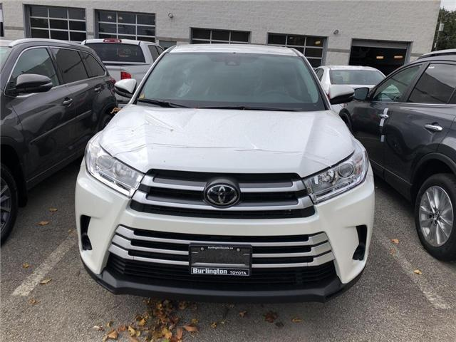 2019 Toyota Highlander LE (Stk: 198007) in Burlington - Image 2 of 5