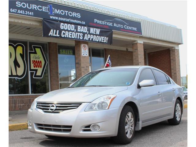 2012 Nissan Altima 2.5 S (Stk: 452459) in Brampton - Image 1 of 8