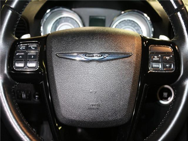 2013 Chrysler 300 S (Stk: HT019B) in Rocky Mountain House - Image 28 of 30