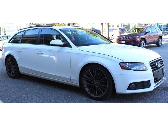 2012 Audi A4 2.0T (Stk: 114210) in Brampton - Image 2 of 11