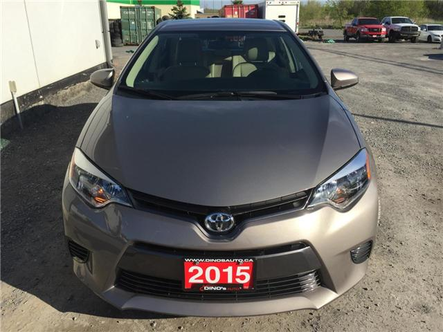 2015 Toyota Corolla CE (Stk: 478060) in Orleans - Image 6 of 27