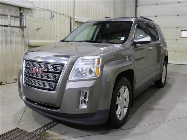 2010 GMC Terrain SLT-2 (Stk: JT148A) in Rocky Mountain House - Image 1 of 30