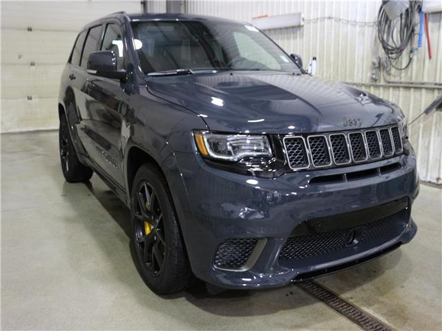 2018 Jeep Grand Cherokee Trackhawk (Stk: JT132) in Rocky Mountain House - Image 3 of 30