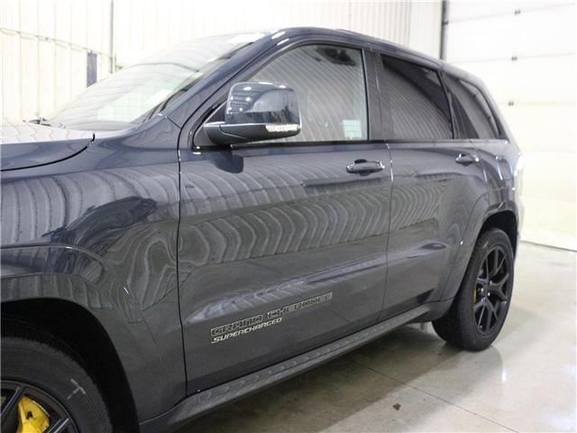 2018 Jeep Grand Cherokee Trackhawk (Stk: JT132) in Rocky Mountain House - Image 4 of 30